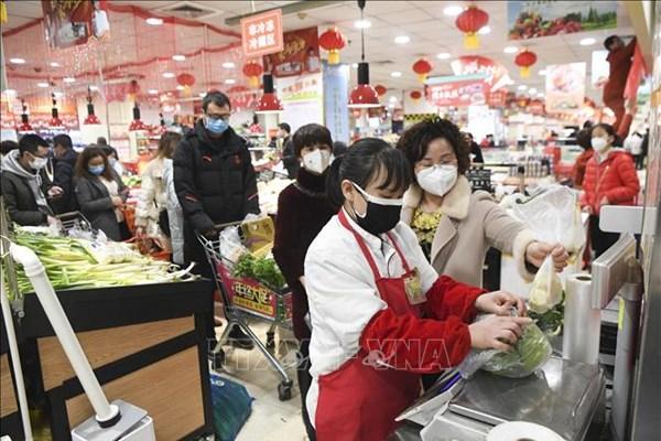 IMF: Trung Quốc cần thúc đẩy tiêu dùng nội địa