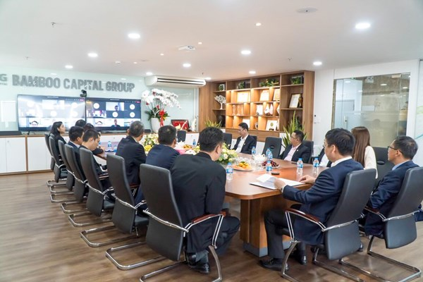 BCG Energy hợp tác Leader Energy Pte Limited phát triển năng lượng tái tạo