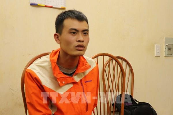 Bắt tạm giam đối tượng cướp tài sản, đâm bị thương bảo vệ tại Bắc Ninh