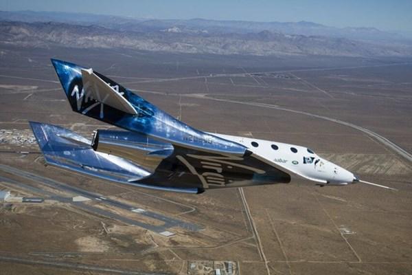 Hãng Virgin Galactic ngừng thử nghiệm tàu du lịch không gian do sự cố kỹ thuật