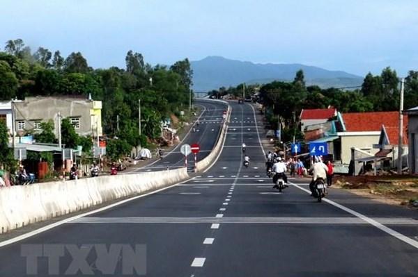 Quốc lộ 2B qua Vĩnh Phúc được điều chuyển thành đường địa phương