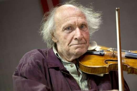 Thiên tài vĩ cầm Ivry Gitlis qua đời ở tuổi 98