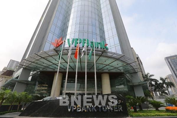 VPBank tiếp tục nằm trong top đầu về nộp ngân sách