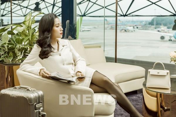 Cận cảnh phòng chờ sân bay mạ vàng 24K đầu tiên - SHB First Club Nội Bài