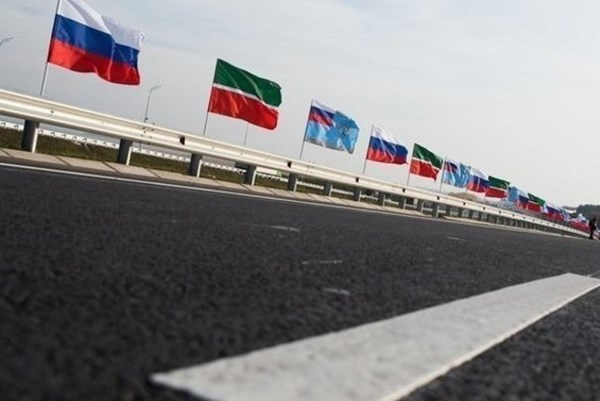 Nga khởi công siêu dự án đường bộ