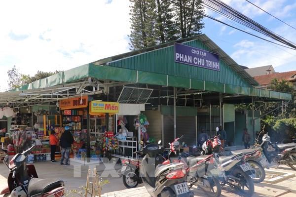 """Lâm Đồng di dời chợ, mở rộng vòng xoay """"nút thắt cổ chai"""""""