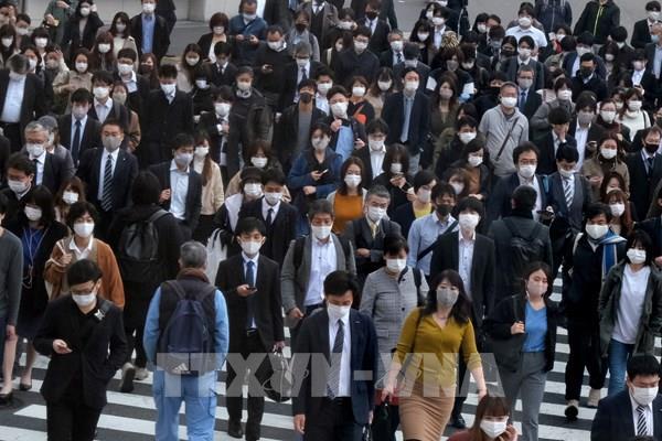 Dịch COVID-19: Nhật Bản mở rộng phạm vi áp dụng tình trạng khẩn cấp