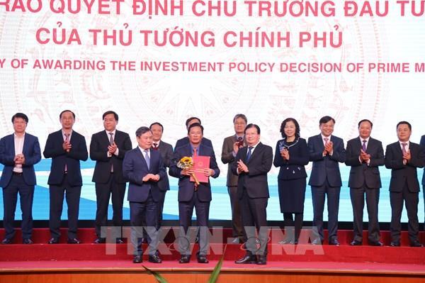Phó Thủ tướng Trịnh Đình Dũng: Quảng Bình cần tạo đột phá trong thu hút đầu tư