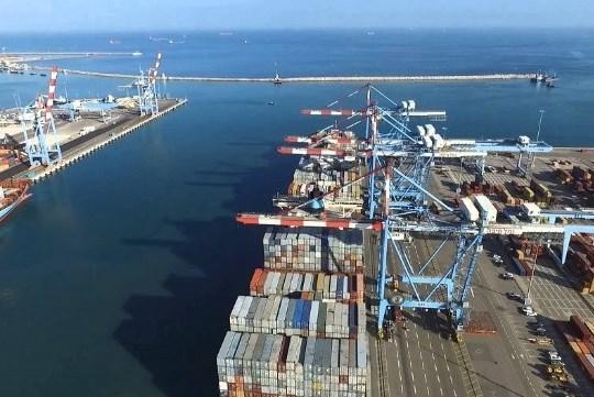 Trung Quốc vượt Mỹ trở thành thị trường nhập khẩu số một của Israel