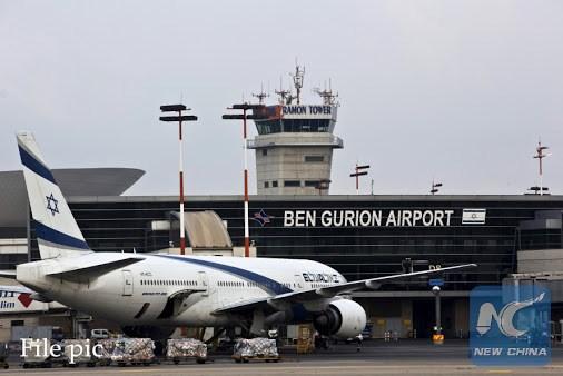 Dịch COVID-19: Israel đóng cửa sân bay quốc tế Ben Gurion