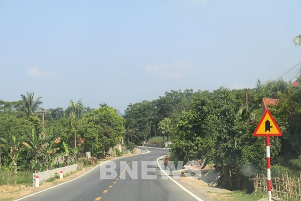 """""""Chốt"""" thời gian bồi thường các hộ dân bị ảnh hưởng do thi công Quốc lộ 217 tại Thanh Hóa"""