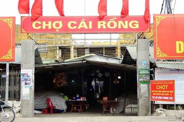 Quảng Ninh mở cửa dịch vụ hành chính công và chợ Cái Rồng