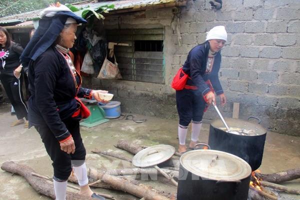 Đón Tết năm cùng với đồng bào dân tộc Dao miền núi Thanh Hóa