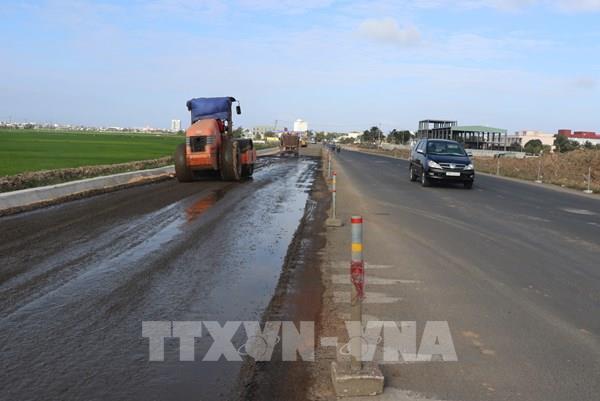 Hoàn thành giải phóng mặt bằng dự án trên Quốc lộ 25 qua Phú Yên trước ngày 31/3