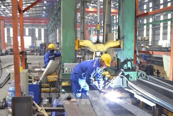 5 tháng, sản xuất công nghiệp Tp. Hồ Chí Minh tăng 7,4%