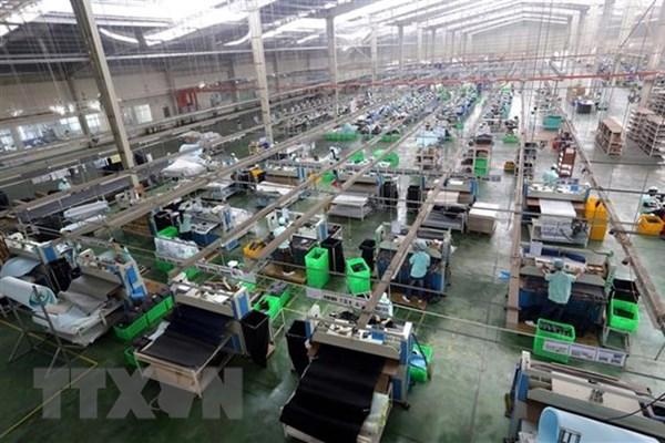 Sản xuất công nghiệp Tp. Hồ Chí Minh có dấu hiệu phục hồi