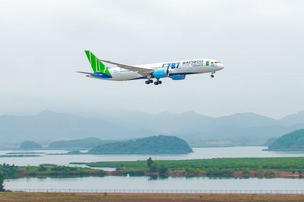 Bamboo Airways được cấp slot bay thẳng đến London (Anh) từ tháng 5