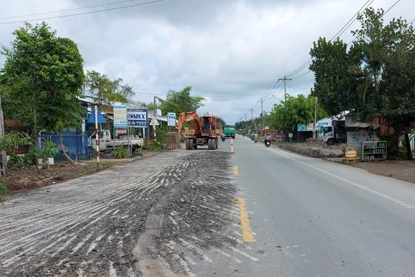 Tháng 9/2021 sẽ bắt đầu thực hiện dự án nâng cấp Quốc lộ 1A