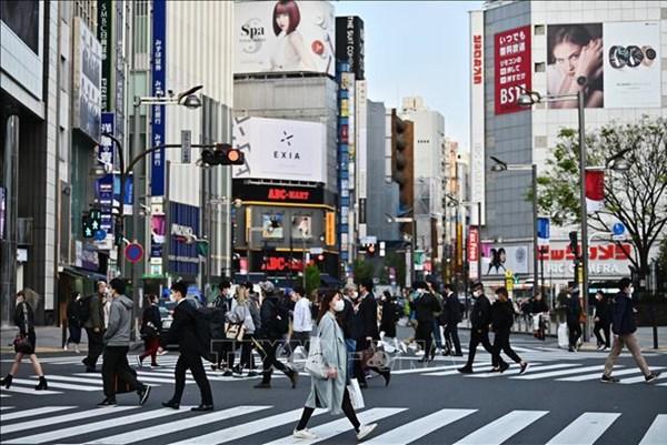 Dịch COVID-19 gia tăng trở lại tại một số tỉnh lớn của Nhật Bản