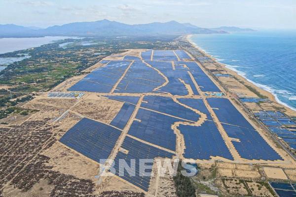 Khánh thành Nhà máy năng lượng mặt trời Phù Mỹ