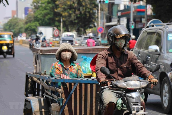 IMF: Campuchia sẽ vào nhóm các nước tăng trưởng nhanh nhất ASEAN vào năm tới