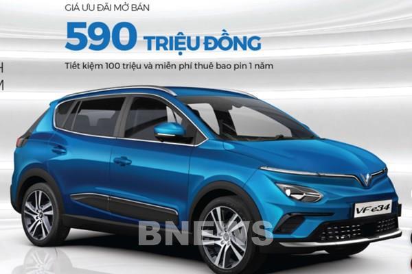 Vingroup: Dừng phát triển ti vi, điện thoại để dồn lực cho sản xuất ô tô thông minh