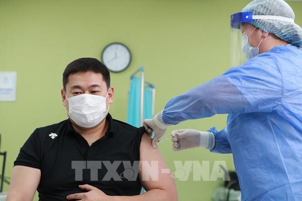 Mông Cổ ghi nhận số ca nhiễm COVID-19 mới cao nhất
