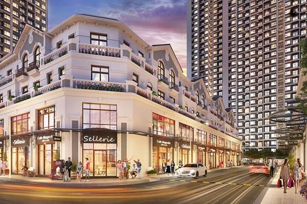 Mở bán căn hộ dịch vụ đầu tiên tại Vinhomes Smart City