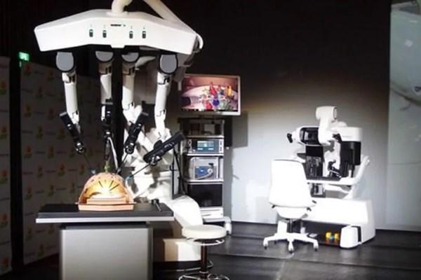 Nhật Bản sử dụng mạng 5G cho robot phẫu thuật bệnh nhân từ xa