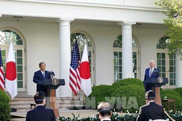 Mỹ và Nhật Bản hợp tác trong lĩnh vực 5G và chất bán dẫn