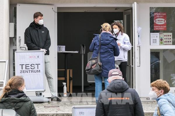 Đức mở rộng chương trình trình tiêm chủng vaccine ngừa COVID-19