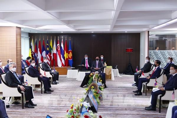 Hội nghị các nhà lãnh đạo ASEAN sẽ thảo luận về chống đại dịch và phục hồi kinh tế