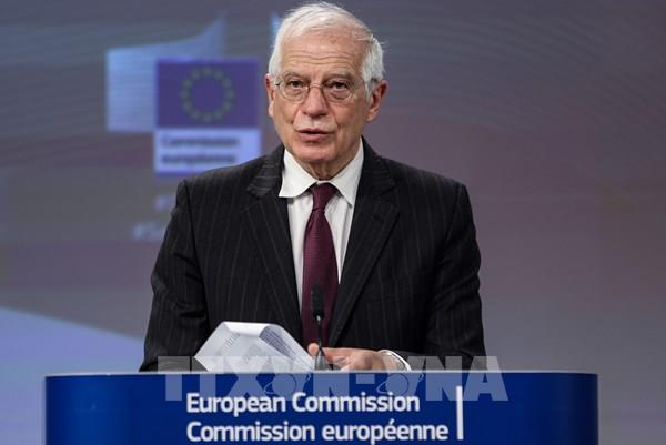 EU hoan nghênh đồng thuận 5 điểm của ASEAN về Myanmar