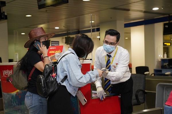 Vietjet Air tặng gói bảo hiểm đặc biệt HD cho hành khách