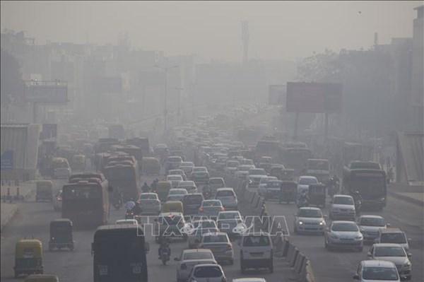 Doanh nghiệp Ấn Độ thiệt hại 95 tỷ USD mỗi năm do ô nhiễm không khí