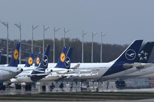 """Lufthansa sử dụng công nghệ """"da ca mập"""" trang bị cho máy bay"""