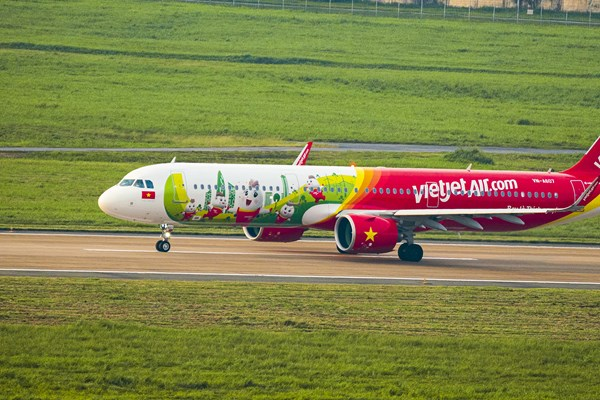 Vietjet Air mở bán hàng trăm nghìn vé 0 đồng trong 3 ngày