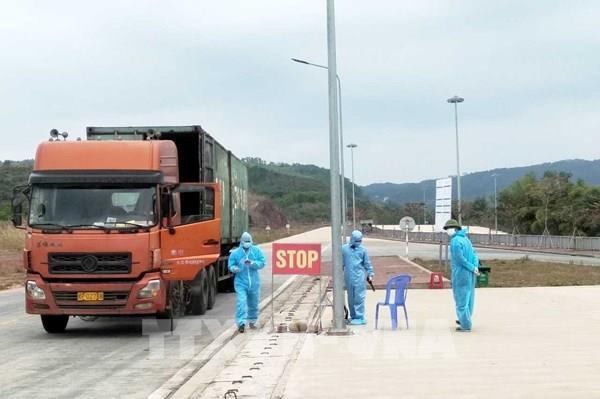 Móng Cái - Quảng Ninh đảm bảo xuất nhập khẩu hàng hóa an toàn