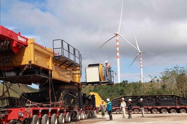 69 người Trung Quốc làm việc ở các dự án điện gió tại Đắk Lắk chưa có giấy phép lao động