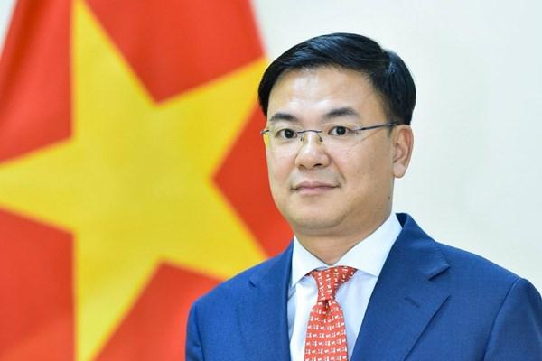 Bổ nhiệm ông Phạm Quang Hiệu giữ chức Thứ trưởng Bộ Ngoại giao