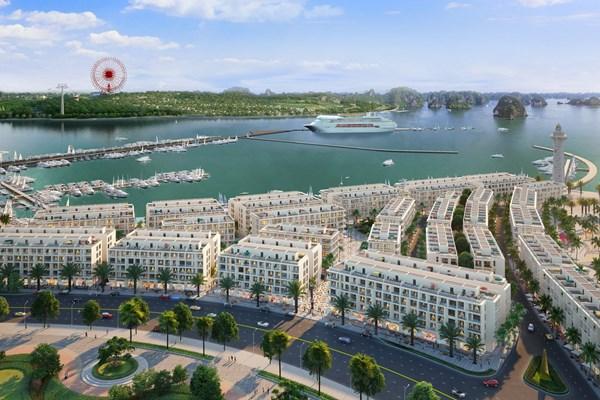 Sun Group ra mắt tổ hợp bất động sản, giải trí Sun Marina