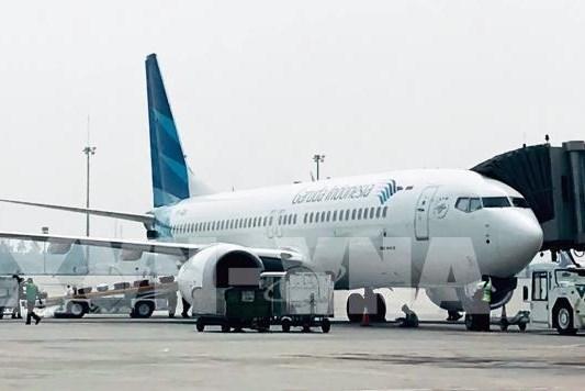 Hãng hàng không quốc gia Garuda Indonesia ngừng hoạt động 2/3 đội bay