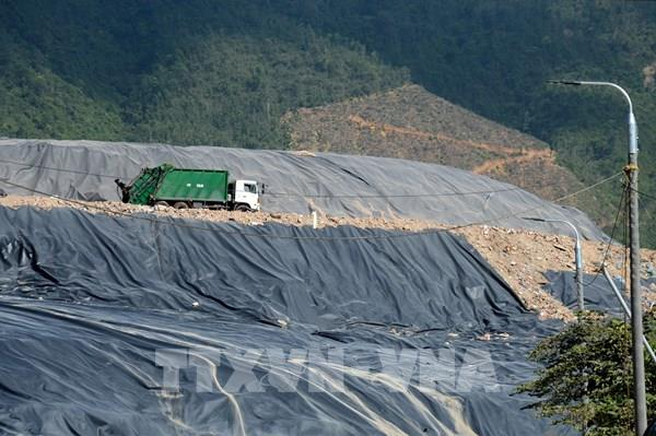 Vận hành nhà máy xử lý nước rỉ rác giai đoạn 2 bãi rác Khánh Sơn vào tháng 7