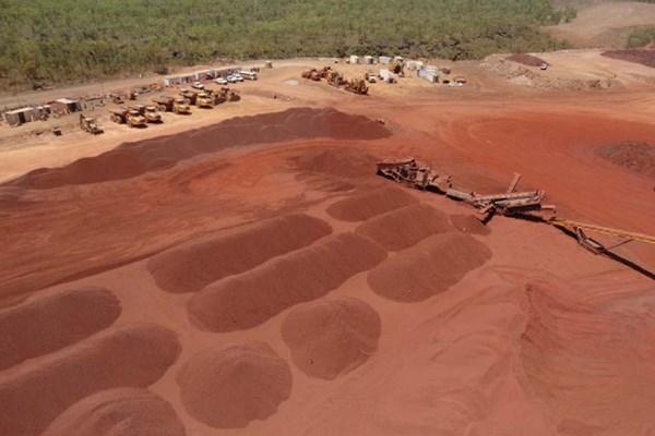 Hòa Phát mua mỏ quặng sắt 320 triệu tấn tại Australia