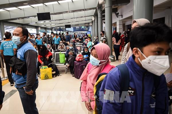 Indonesia siết chặt quy định cách ly y tế đối với người đến từ nhiều nước