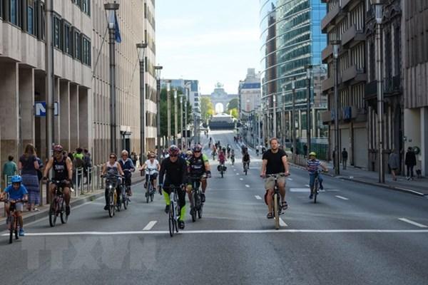 Indonesia xây dựng 580 km đường dành cho người đi xe đạp