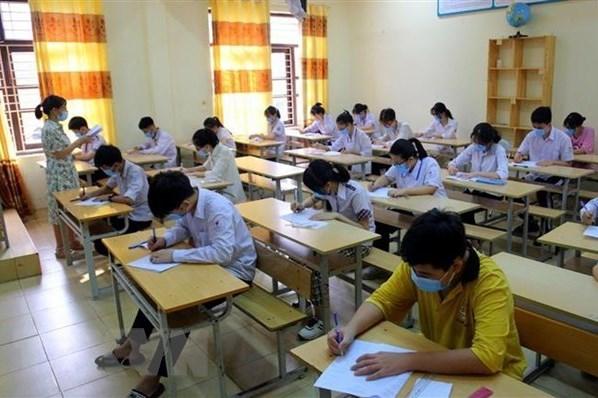 Thành phố Hồ Chí Minh giữ phương án tổ chức thi tuyển sinh lớp 10 công lập