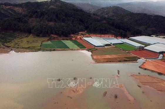 Đề xuất 130 tỷ đồng nạo vét hồ Đan Kia (Lâm Đồng)