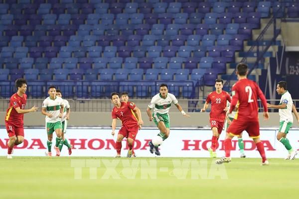 Lịch thi đấu vòng loại World Cup 2022: Việt Nam vs Malaysia, UAE vs Indonesia