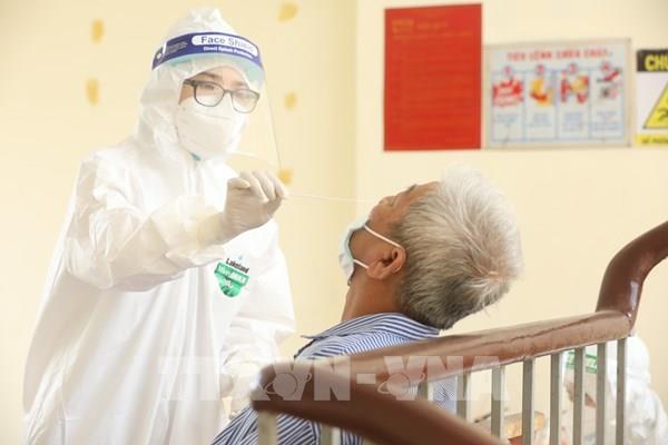 Hà Nội: Thêm một người bán rau ở Đông Anh dương tính với SARS-CoV-2